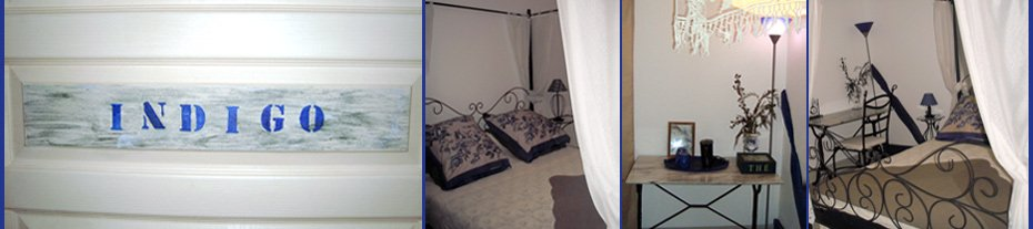 bleu indigo chambre d 39 h tes dans l 39 aube en champagne. Black Bedroom Furniture Sets. Home Design Ideas